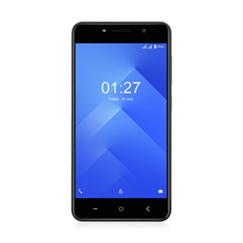 m-net Power 1-Android 7.0, 5.0 Zoll Smartphone,5000mAh Batterie, 720 * 1280 Pixel,5.0Mp +5.0Mp Kamera 1GB RAM 8GB ROM 1.3 GHz Handy -grau
