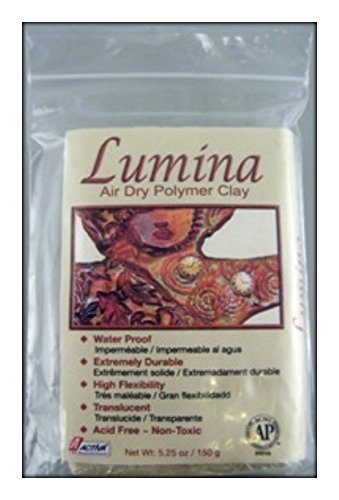 ACTIVA Lumina Transluscent Polymer Clay