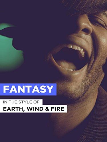 """Fantasy im Stil von """"Earth, Wind and Fire"""""""