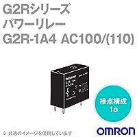 オムロン(OMRON) G2R-1A4 AC100/(110) パワーリレー NN