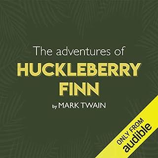 Adventures of Huckleberry Finn cover art