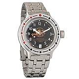 Vostok Amphibian 420380Ruso Militar reloj 2416b 200m auto Scuba...
