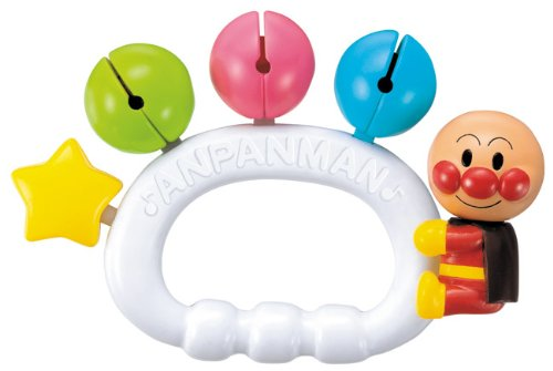 Anpanman baby friends Bell (japan import)
