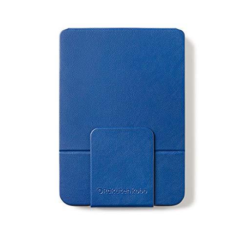 Rakuten Kobo Clara HD SleepCover E-Book-Reader-Schutzhülle Flip case Blau 15,2 cm (6 Zoll) - E-Book-Reader-Schutzhüllen (Flip case, Blau, Kobo, 15,2 cm (6 Zoll), Kunstleder, Clara HD)