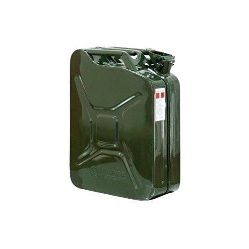 IMDIFA 97101 - Tanica in Metallo Omologata Un, capienza 10 L