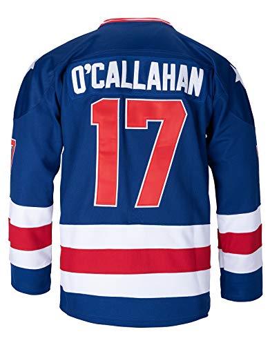 21 Mike Eruzione 1980 Miracle On Ice USA Team Hockey 17 Jack O