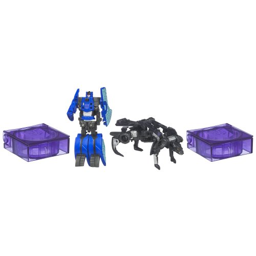 Transformers Generations Fall of Cybertron - Decepticon Rumble and Ravage (2-Pack)