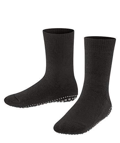 FALKE unisex-Kinder Socken, Catspads K CP-10500, Schwarz (Black 3000), 35-38