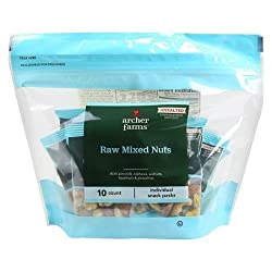 Archer Farms Raw Mixed Nuts Pack