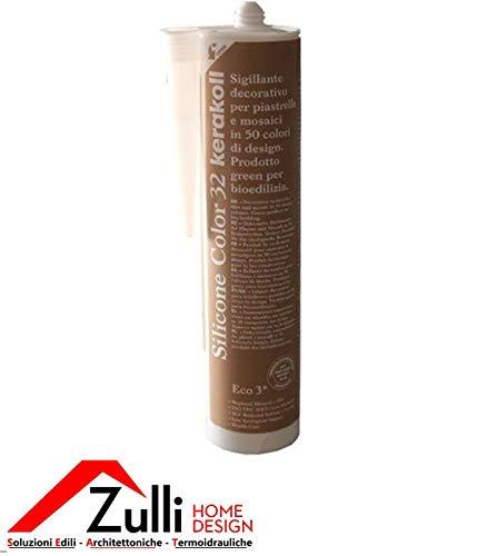 fugabella Eco silicona kerakoll 310ml 09-caramel