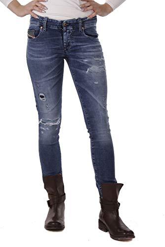 Diesel Jeans para Mujer, Pantalones, Slim Fit, Low Waist