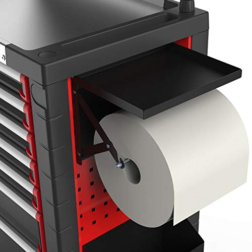 Top-Multi Papierrollenhalterung Papierhalter Rollenständer für Putztücher
