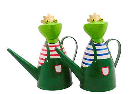 Gießkanne Frosch-Gießkanne Deko-Gießkanne Froschkönig Preis für 1 Stück