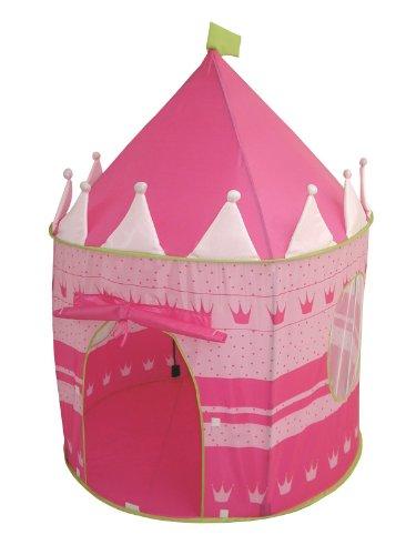 roba Spielzelt, Kinderzelt 'Schloss', Spielhaus aus Stoff, inkl, Tasche