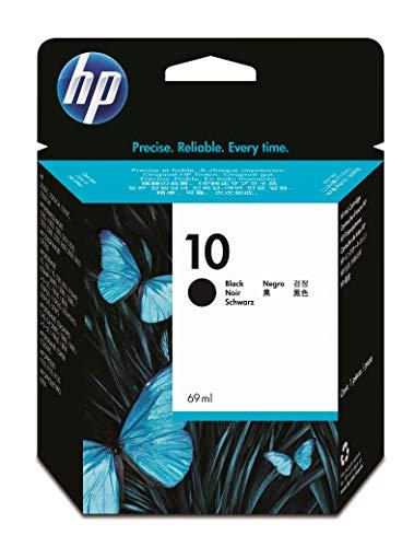 HP 10 C4844A, Negro, Cartucho Original de Tinta, compatible con impresoras de inyección de tinta HP Business Inkjet...