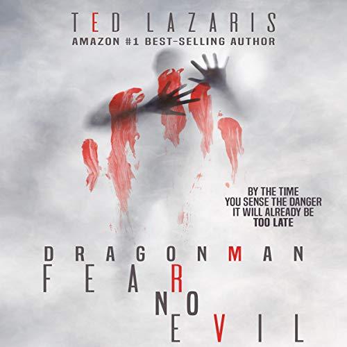 Fear No Evil audiobook cover art