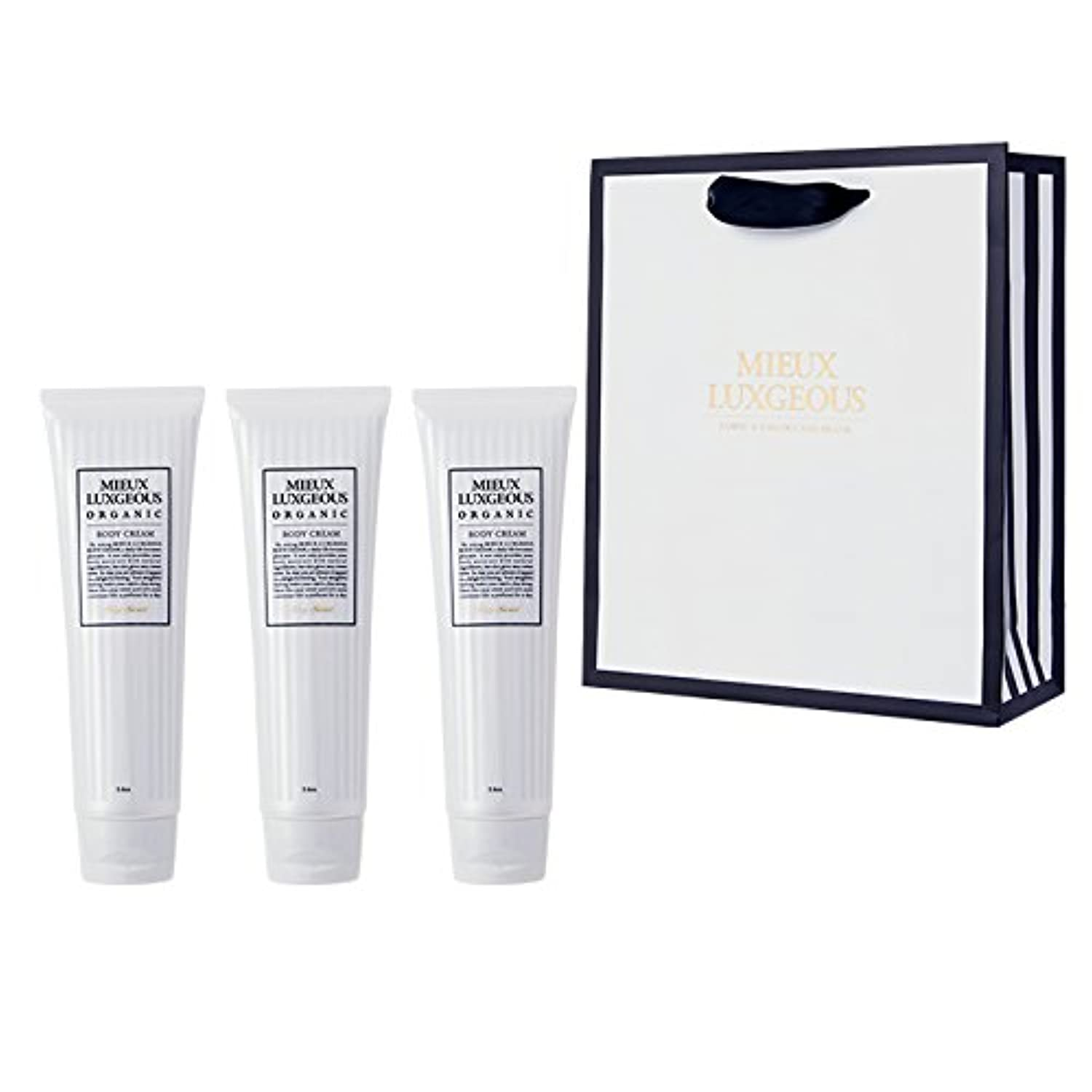 Body Cream 3本set with Paperbag02