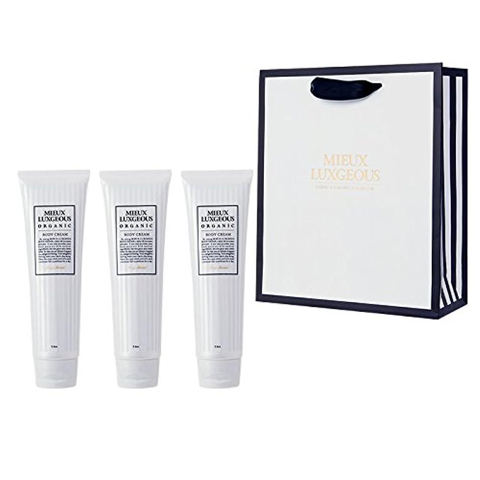 終わりコントローラ線形Body Cream 3本set with Paperbag02