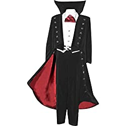 Men's Large Dracula Theater Costume