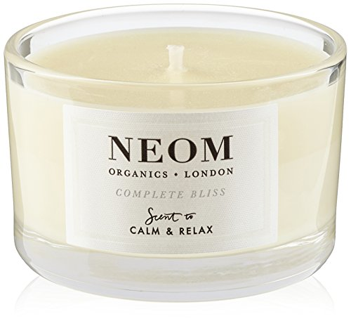 NEOM – Complete Bliss Scented Candle, Travel (2.6 oz) - Calming Scent