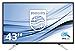 Philips Monitor Bdm4350uc 108cm 42.5in Ips Led 3840x2160 16:9 (Renewed)