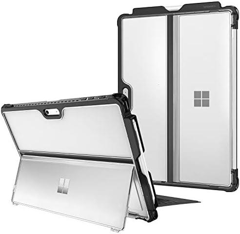 Fintie Hard Case for Microsoft Surface Pro 7 Pro 6 Pro 5 Pro LTE Shockproof Folio Protective product image