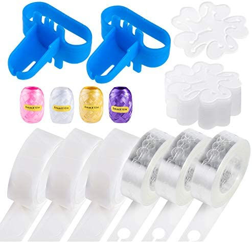 Upgraded Balloon arch kit and Balloon Garland Kit 300 Super Adhesive 50 Feet Stronger Balloon product image