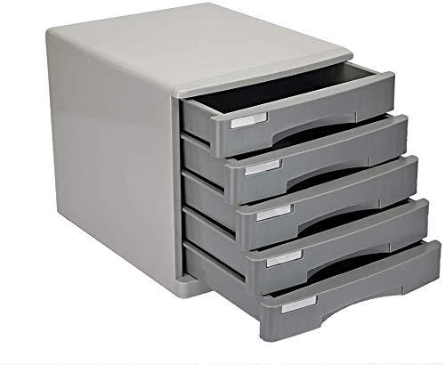File cabinet File cassetto del Governo Desktop Data Storage Scatola di plastica meticolosa Security Lock in evidenza Temperamento soddisfacente Soluzione in Acciaio Inox Armadi archivio