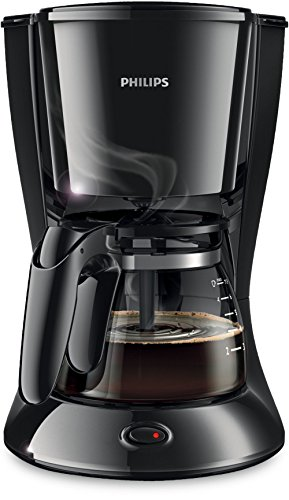 Philips Daily Mini-Filterkaffeemaschine 21,8 x 19,8 x 29 cm one size Schwarz