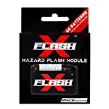 Plug N Play, 60 Patterns, No Switch Requried, Tail Lamp Intigration, On-Board Led Integration, Water Resistant, OEM Grade Components, Shock Proof And Memory Recall. Best Performance Then Any Other Flasher. Compatible with motorcycles having indicator...