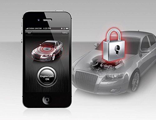 SteelMate Smart Engine Lock for Android Auto Alarmanlage 12V