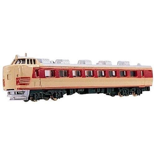 N gauge die-cast scale model No.3 485 express train system (japan import)