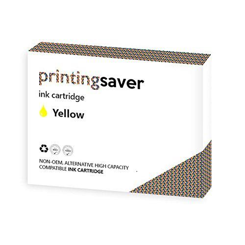 Printing Saver HP 711 XL GIALLO (1) cartuccia d'inchiostro compatibile per HP Designjet T120, T520