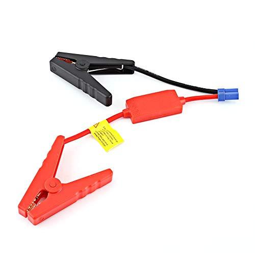 Starthilfekabel, Überbrückungskabel für den Anschluss der Autobatterie Überbrückungs-Starthilfe Verhindern Sie das Rückladen