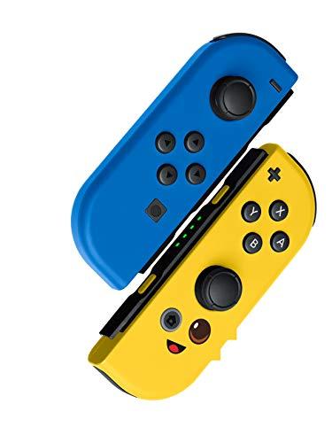 41ADqSfPZqL. SL500  - Nintendo Joy-Con (L)/(R) Fortnite Fleet Force Bundle - Nintendo Switch