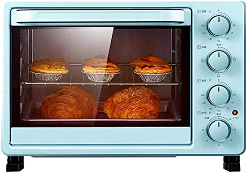 25L HOGAR MINI HORNO HORNO HORNO Horno eléctrico Panadería multifuncional Temporizador Tostador...