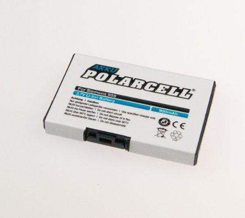 NFE² Edition Polarcell Akku - 900mAh - kompatibel mit Siemens A51, A52, A55, A57, A60, A62, A65, A70, A75, C55, C60, M55, MC60 & S55