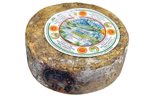 Pecorino Toscano PDO - Aged Sheep Cheese - Whole wheel 4 lbs / Kg. 2.0