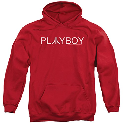 Atari Playboy Unisex Adult Hoodie for Men and Women, S to 3XL