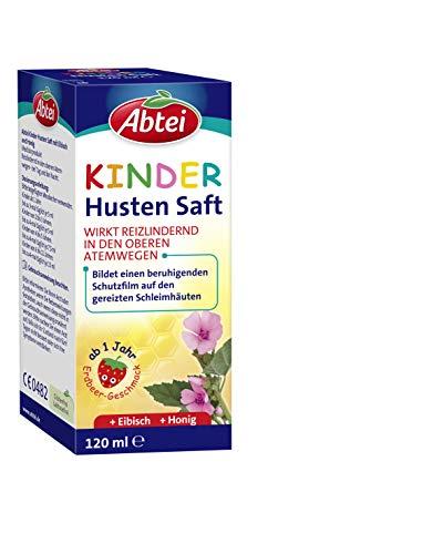 Abtei Kinder Husten Saft, 120 ml