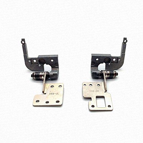 Pareja de Bisagras Hinges Nuevo compatibles para Portátil ASUS A52 A52F A52JB A52JR X52 (L + R)