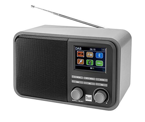 Dual DAB 51 Digitalradio Akku Bild