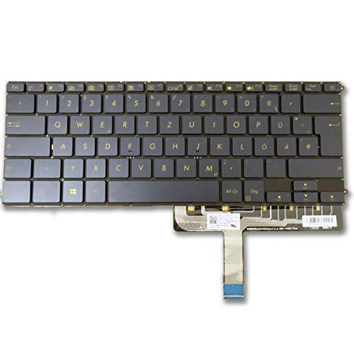 ASUS ZenBook 3 Deluxe Teclado VGN-UX490 ux490ca ux49 0ua Azu