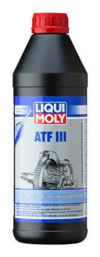 LIQUI MOLY 1043 Automatikgetriebeöl ATF III 1 L