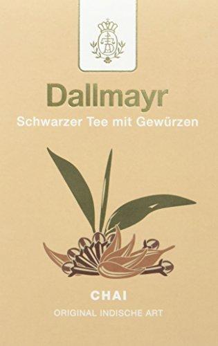 Dallmayr Ayurvedischer Schwarztee - Chai, 8er Pack (8 x 100 g )