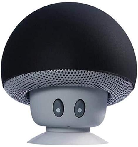 WOHAO Medios Dispositivo de Streaming Seta de Dibujos Animados de Altavoces inalámbrico Bluetooth lechón Impermeable Mini Altavoz del Bluetooth de Audio Soporte portátil al Aire Libre