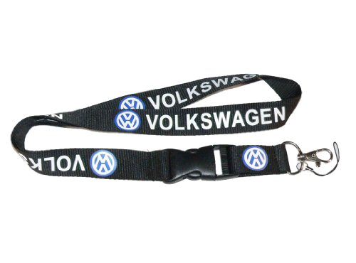 Volkswagen VW Lanyard ID Holder Keychain - Perfect gift for a Doctor Dentist Nurse Teacher IT Information Technology Manufacturing Security Badge Holder