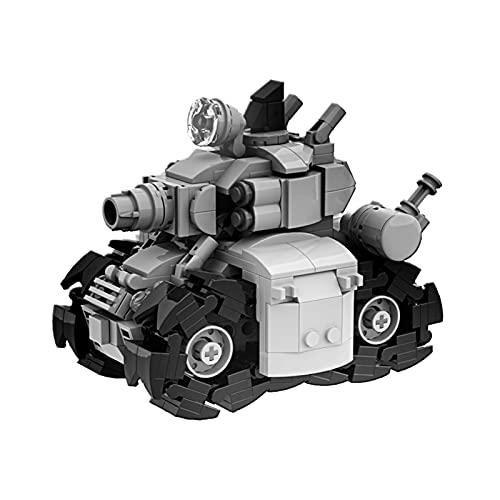 QAZWSXE Modelo 3D Soldados Juguetes para niños Juego de Bloques de construcción Tanque Batalla Avión Robot