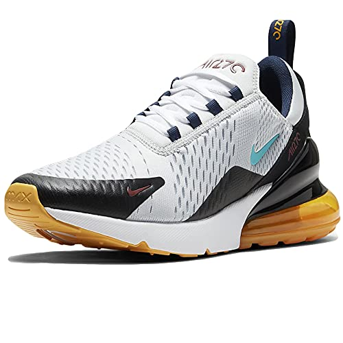 Nike Zapatillas para hombre Air Max 270, gris claro, color Gris, talla 42 EU