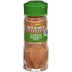 Aromatic mixture adds warm, sweet flavor to a range of dishes Classic Indian spice blend comprised of coriander, black pepper, cumin, cardamom and cinnamon Premium quality for superior flavor All-natural, so you know you're serving your family the ve...